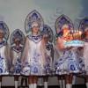 Праздничный концерт по случаю начала нового сезона епархиального Духовно-просветительского центра и 55-летия Правящего Архиерея