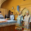 Престольный праздник нижнего храма Кафедрального собора. Соборная литургия
