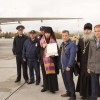 На Камчатку доставлен ковчег с частицами мощей святых апостолов