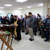 Начали свою работу епархиальные певческо-катехизаторские курсы и занятия воскресной школы для взрослых