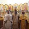 Архиепископ Артемий возглавил Божественную литургию в кафедральном соборе и совершил иерейскую хиротонию