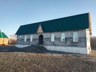 Строительство Воскресной школы