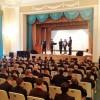 Выступление хора афонского подворья г. Санкт-Петербурга перед моряками-подводниками.