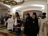 Праздник в честь небесного покровителя Камчатского Морского собора Архистратига Божия Михаила