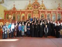 I Межъепархиальный пономарский форум «Читаю и разумею»