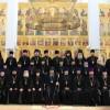 Годовое епархиальное собрание духовенства 2017г.