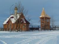 Достроена колокольня в храмовом комплексе села Ивашка