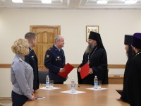 Соглашение о взаимодействии между УФСИН России по Камчатскому краю и Петропавловской и Камчатской Епархией
