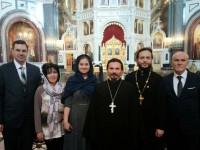 Камчатская делегация приняла участие в работе XXVI Международных Рождественских образовательных чтений