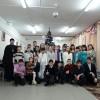 Рождество Христово в пгт. Палана