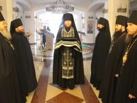 Архиепископ Петропавловский и Камчатский Артемий посетил монастыри епархии