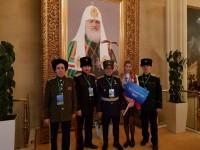 Камчатские казаки приняли участие  в Большом круге российского казачества