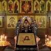 В последнее Воскресенье перед Великим Постом архиепископ Артемий совершил вечерню с чином прощения