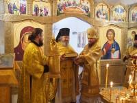 3 февраля иеромонаху Рафаилу (Халитову), насельнику Свято-Пантелеимонова мужского монастыря, исполнилось 70 лет.