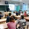 Сотрудники епархии провели встречи со школьниками и студентами на тему «Семейные и общечеловеческие ценности»