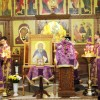 Неделя Крестопоклонная. Изнесение ковчега с мощами прп. Сергия Радонежского