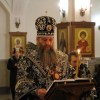 Архиепископ Артемий совершил утреню с чтением Великого канона преподобного Андрея Критского
