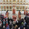 Архиерейское богослужение в Троицком храме г. Елизово.