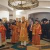 Пасха на  приходах епархии