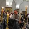 Архиепископ Артемий возглавил богослужения страстной седмицы в кафедральном соборе
