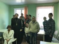 Миссионерская поездка иерея Валерия Шабанова.