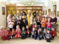 Архиепископ Артемий посетил детский лагерь «Росинка»