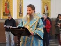 Архиепископ Петропавловский и Камчатский Артемий совершил первый после пятидесятницы Параклисис