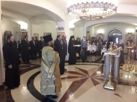Начато благоустройство территории комплекса Морского собора