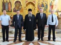 Архиепископ Артемий благословил на служение нового начальника УМВД России по Камчатскому краю
