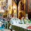 В день памяти обретения мощей прп. Сергия Радонежского архиепископ Артемий принял участие в торжествах в Троице-Сергиевой Лавре