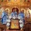 Престольный праздник в храме пос. Авача