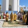Празднование 1030-летия Крещения Руси на Камчатке. Торжества в кафедральном соборе.