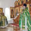 Престольный праздник в храме в честь прп. Сергия Радонежского района «Северо-восток»