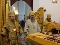 День тезоименитства архиепископа Петропавловского и Камчатского Артемия
