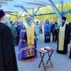 Архиепископ Артемий благословил воспитанников епархиального военно-патриотического лагеря «Пересвет»