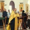 Воины Росгвардии помолились в кафедральном соборе