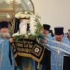 Богослужение Погребения Пресвятой Богородицы