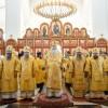 Архиепископ Артемий принял участие в торжествах 1030-летия Крещения Руси в Новосибирской епархии.
