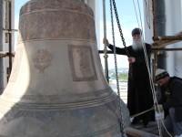 Главный колокол-благовест зазвучал над Камчаткой