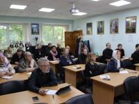 Семинар о проектной деятельности прошел в Петропавловске-Камчатском.