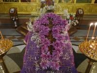 В кафедральный собор будет доставлена частица Креста, на котором был распят Иисус Христос