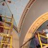 Приглашаем добровольцев на роспись кафедрального собора