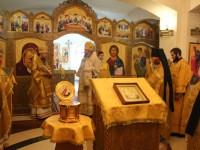 Память праведного воина Феодора Ушакова почтили в Камчатском морском соборе.
