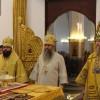 Архиепископ Егорьевский Матфей и епископ Анадырский Ипатий посетили с дружественным визитом нашу епархию