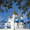 Осенние виды кафедрального соборного комплекса.