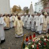 Архиепископ Петропавловский и Камчатский Артемий принял участие в молитвенном почтении памяти старца архимандрита Наума (Байбородина) в годовщину его преставления
