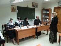Преподаватели МДА провели лекции на певческо-катехизаторских курсах на Камчатке