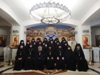 Конференция, посвященная монашеской жизни прошла в монастыре Святого Пантелеимона