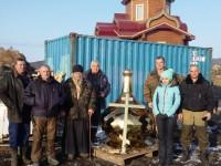 В пос. Вывенка построена часовня св. Александра Невского
