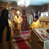 Престольный праздник в Никольском храме с. Николаевка